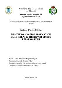 formularul aplicațiilor de dating